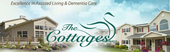 The Cottages: Assisted living and dementia care
