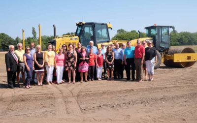 The Cottages Breaks Ground on New Memory Care in Marinette